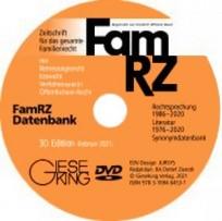 FamRZ Datenbank 30. Version 2021