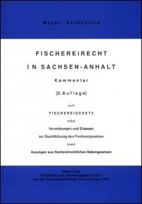 Fischereirecht in Sachsen-Anhalt. Kommentar