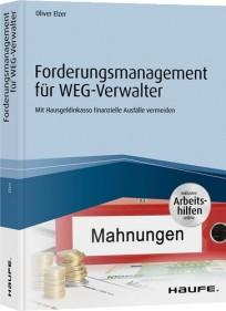 Forderungsmanagement für WEG-Verwalter
