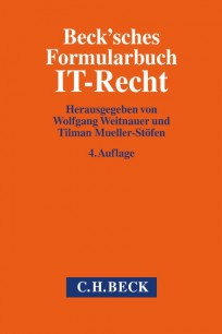 Becksches Formularbuch IT-Recht