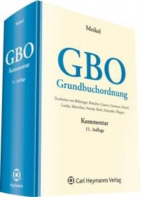 GBO - Grundbuchordnung. Kommentar