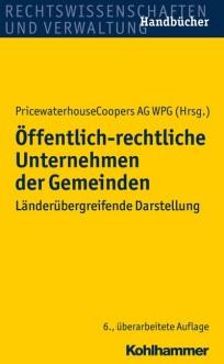 Öffentlich-rechtliche Unternehmen der Gemeinden