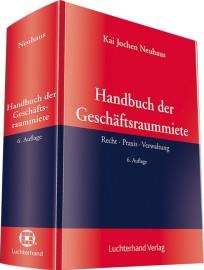 Handbuch der Geschäftsraummiete