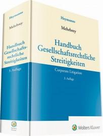 Handbuch Gesellschaftsrechtliche Streitigkeiten