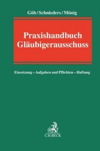 Praxishandbuch Gläubigerausschuss