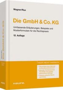 Die GmbH & Co. KG, mit CD-ROM
