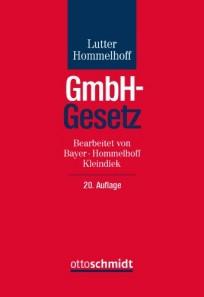 GmbH-Gesetz. Kommentar