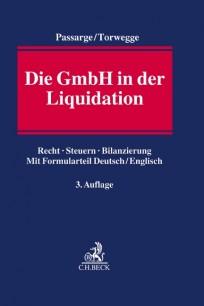 Die GmbH in der Liquidation