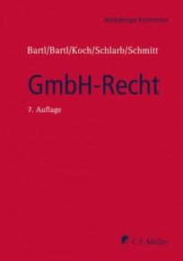 Heidelberger Kommentar zum GmbH-Recht