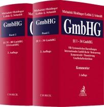 Kommentar zum Gesetz betreffend die Gesellschaften mit beschränkter Haftung (GmbH-Gesetz)