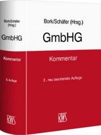 GmbHG. Kommentar zum GmbH-Gesetz