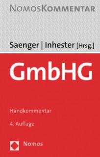 GmbHG - Handkommentar