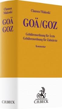 GOÄ/GOZ. Kommentar