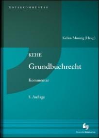 KEHE Grundbuchrecht - Kommentar
