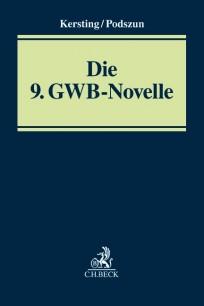 Die 9. GWB-Novelle