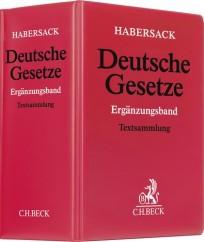 Habersack Deutsche Gesetze. Ergänzungsband