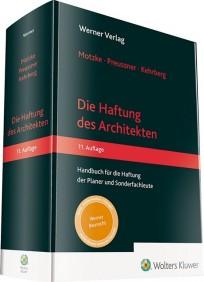 Die Haftung des Architekten