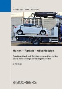 Halten - Parken - Abschleppen