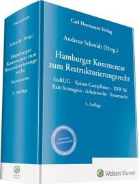 Hamburger Kommentar zum Restrukturierungsrecht