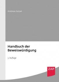 Handbuch der Beweiswürdigung