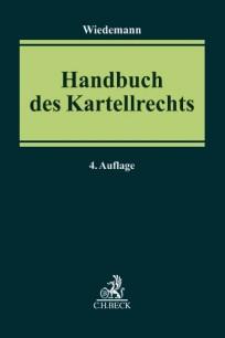 Handbuch des Kartellrechts