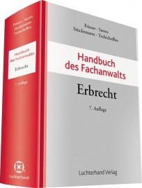 Handbuch des Fachanwalts Erbrecht