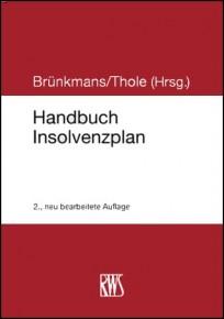 Handbuch Insolvenzplan