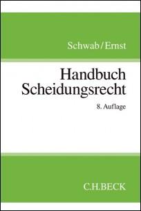 Handbuch des Scheidungsrechts