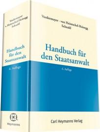 Handbuch für den Staatsanwalt