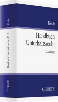 Handbuch Unterhaltsrechts