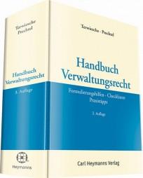 Handbuch des Verwaltungsrechts