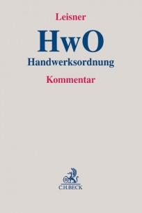 Handwerksordnung. Kommentar