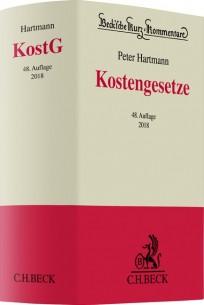 Kostengesetze (KostG). Kommentar