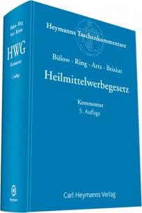 Heilmittelwerbegesetz (HWG). Kommentar