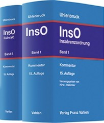 Insolvenzordnung: InsO-Kommentar