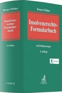 Insolvenzrechts-Formularbuch