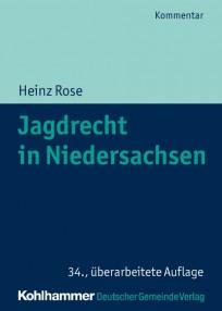 Jagdrecht in Niedersachsen. Kommentar
