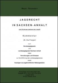 Jagdrecht in Sachsen-Anhalt