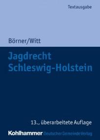 Jagdrecht Schleswig-Holstein