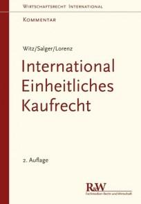 International Einheitliches Kaufrecht