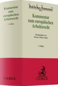 Kommentar zum europäischen Arbeitsrecht