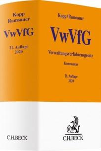 VwVfG Verwaltungsverfahrensgesetz. Kommentar