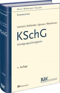 Kündigungsschutzgesetz (KschG). Kommentar