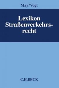 Lexikon Straßenverkehrsrecht