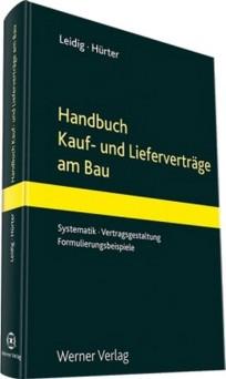 Handbuch Kauf- und Lieferverträge am Bau