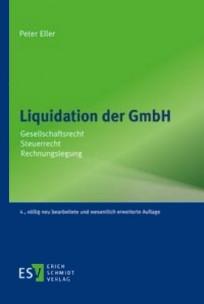 Liquidation der GmbH