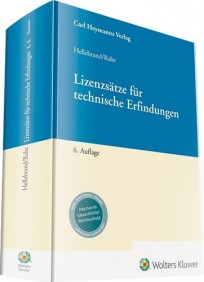 Lizenzsätze für technische Erfindungen