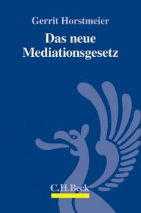 Das neue Mediationsgesetz