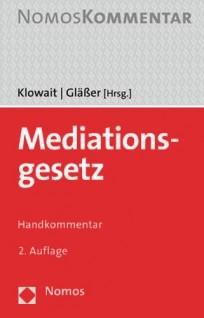 Mediationsgesetz Kommentar