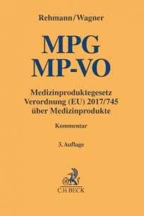 Medizinproduktegesetz MPG / MP-VO Kommentar
